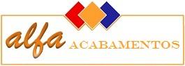 Alfa Acabamentos Logotipo